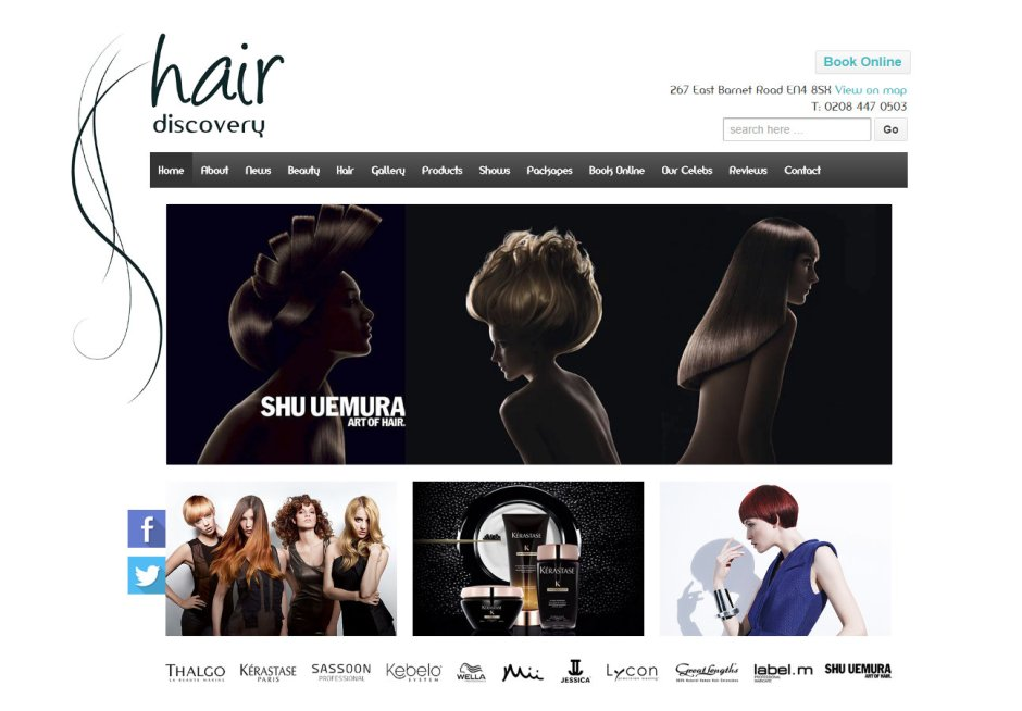 HAIR DISCOVERY