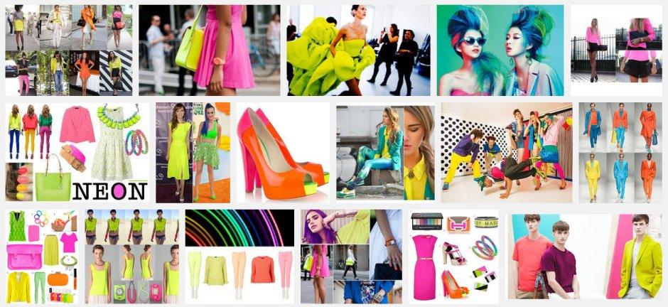 NEON trend 2013