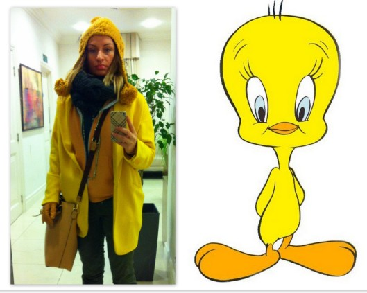 ! Tweety Pie