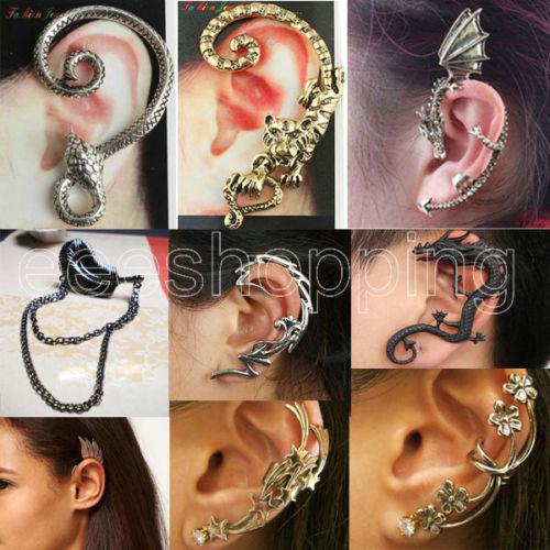ear cuffs lmuw avs DRAGON