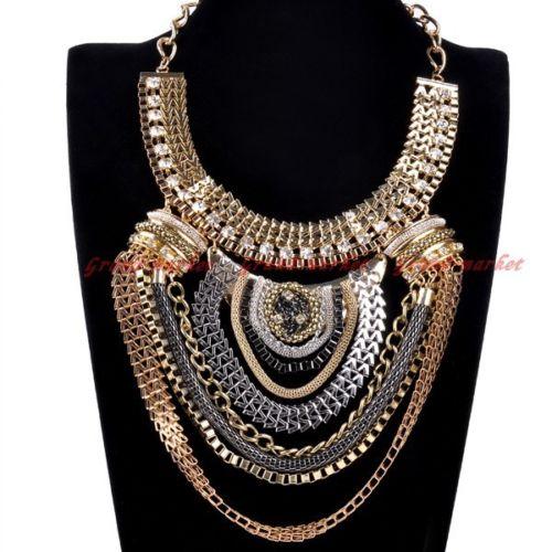 LMUW AVS statment necklace
