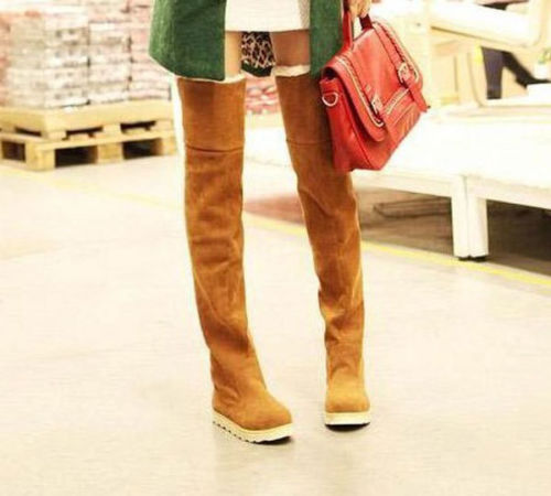 Over the knee snow boots LMUW AVS
