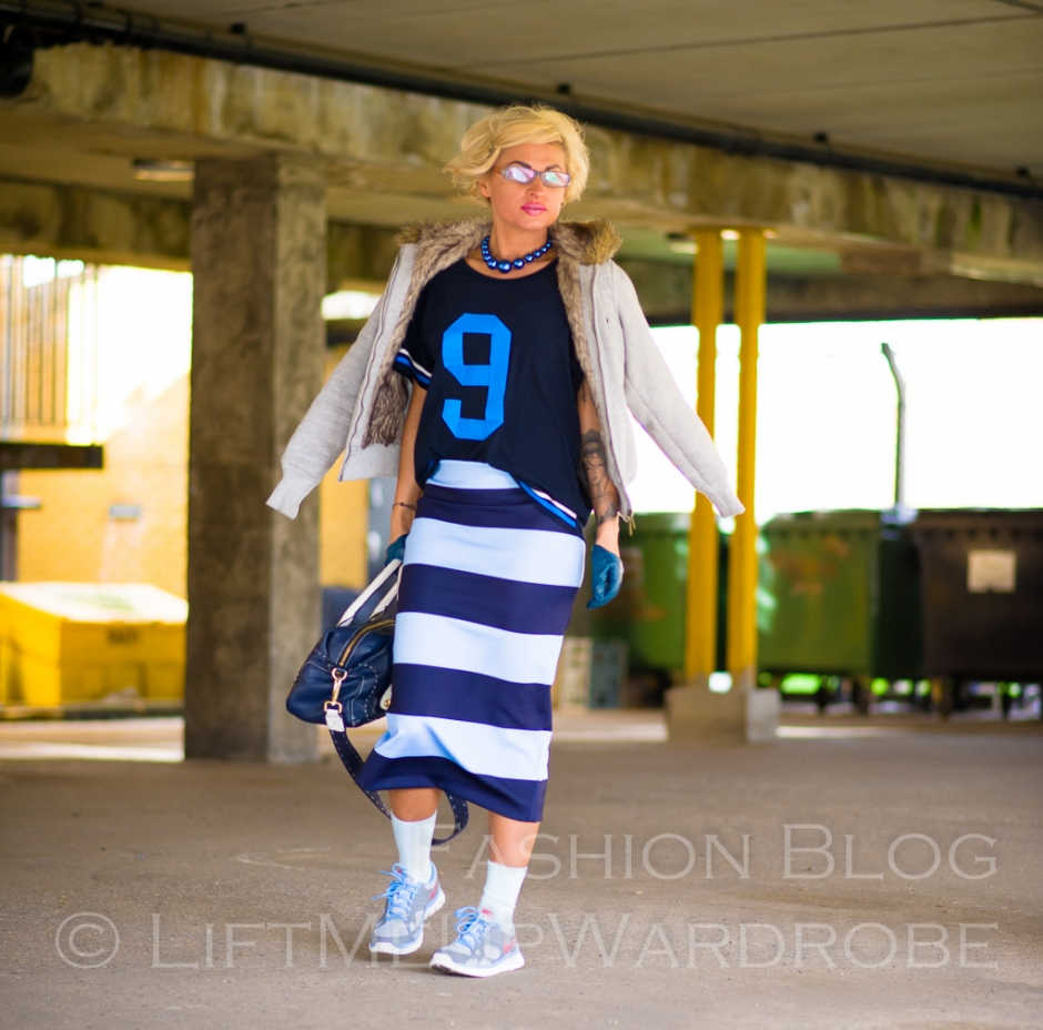 olympics baby pale blue jack strong FAKE plimsol slip on faith LMUW avs -0058