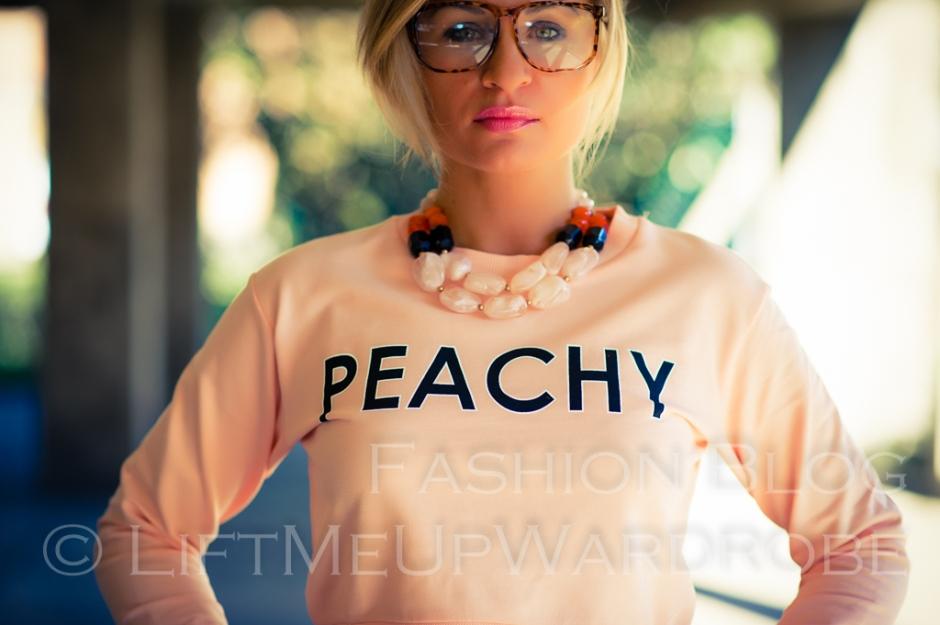 LMUW bomber polka dot metallics peachy lingerie-0167