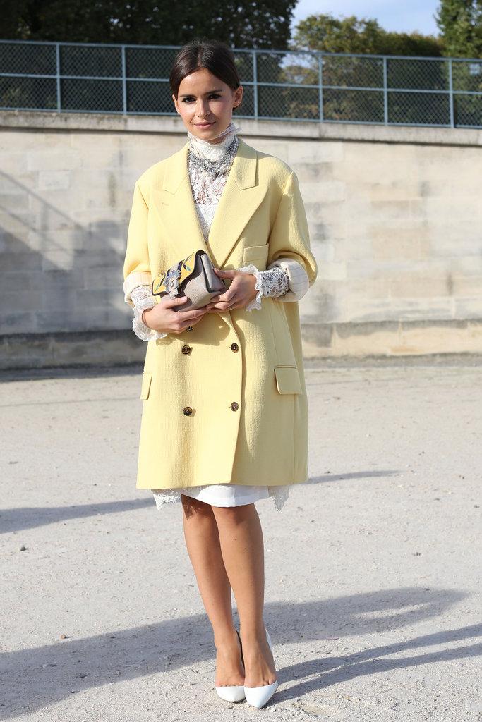 Mira in lemon sugar coat inspo for LMUW