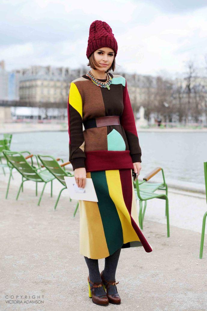 Miroslaba duma fashion icon inspo for LMUW