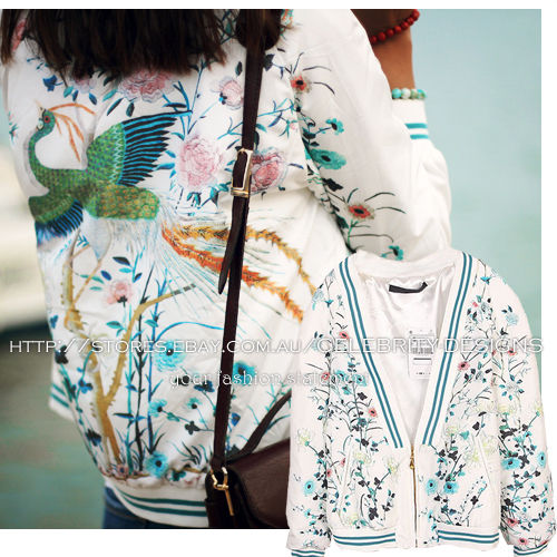 silky ZARA bomber jacket