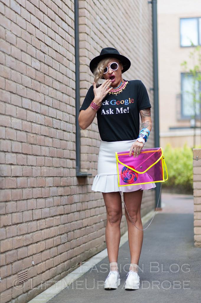 Agi Google boutique ralph hippie ruffle pointy LMUW-0117