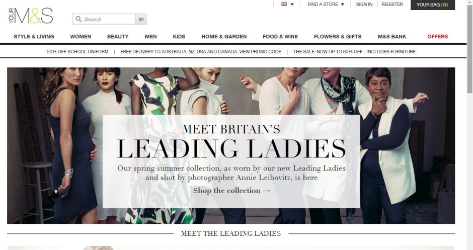 MEET britains leading ladies LMUW