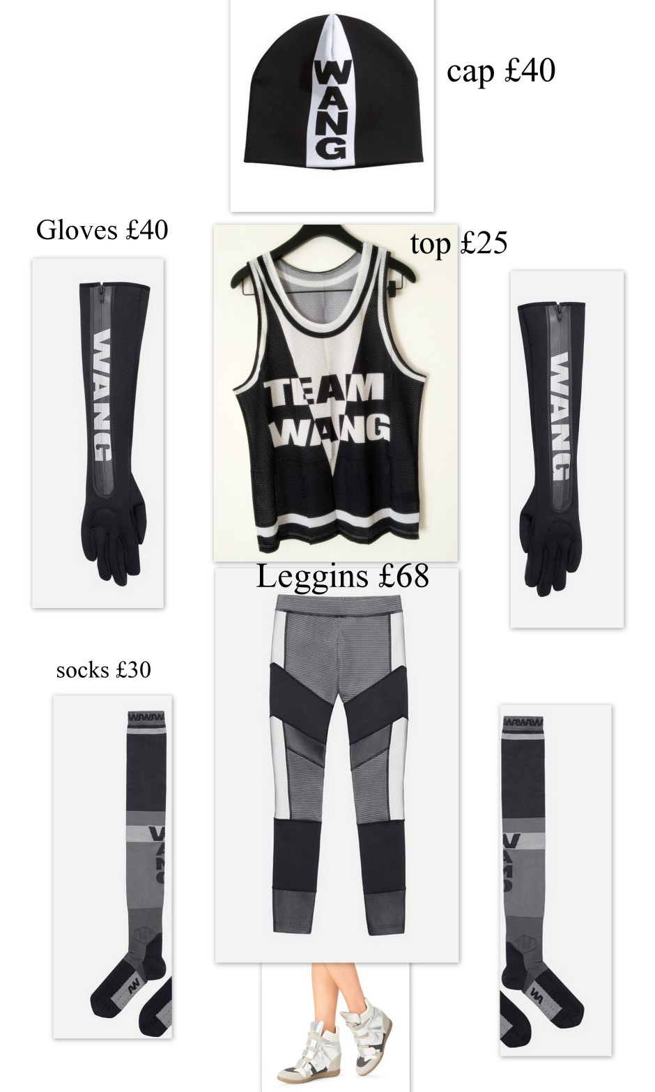 ALEXANDER WANG x HM for sale LONDON