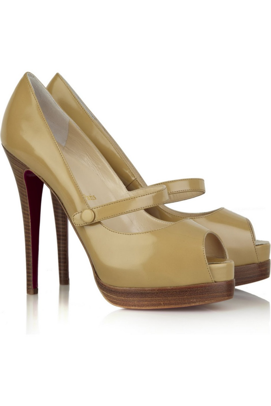 loubmaryjanes_jazz_no_barre_Christian Louboutin Paris 140 mm_LMUW
