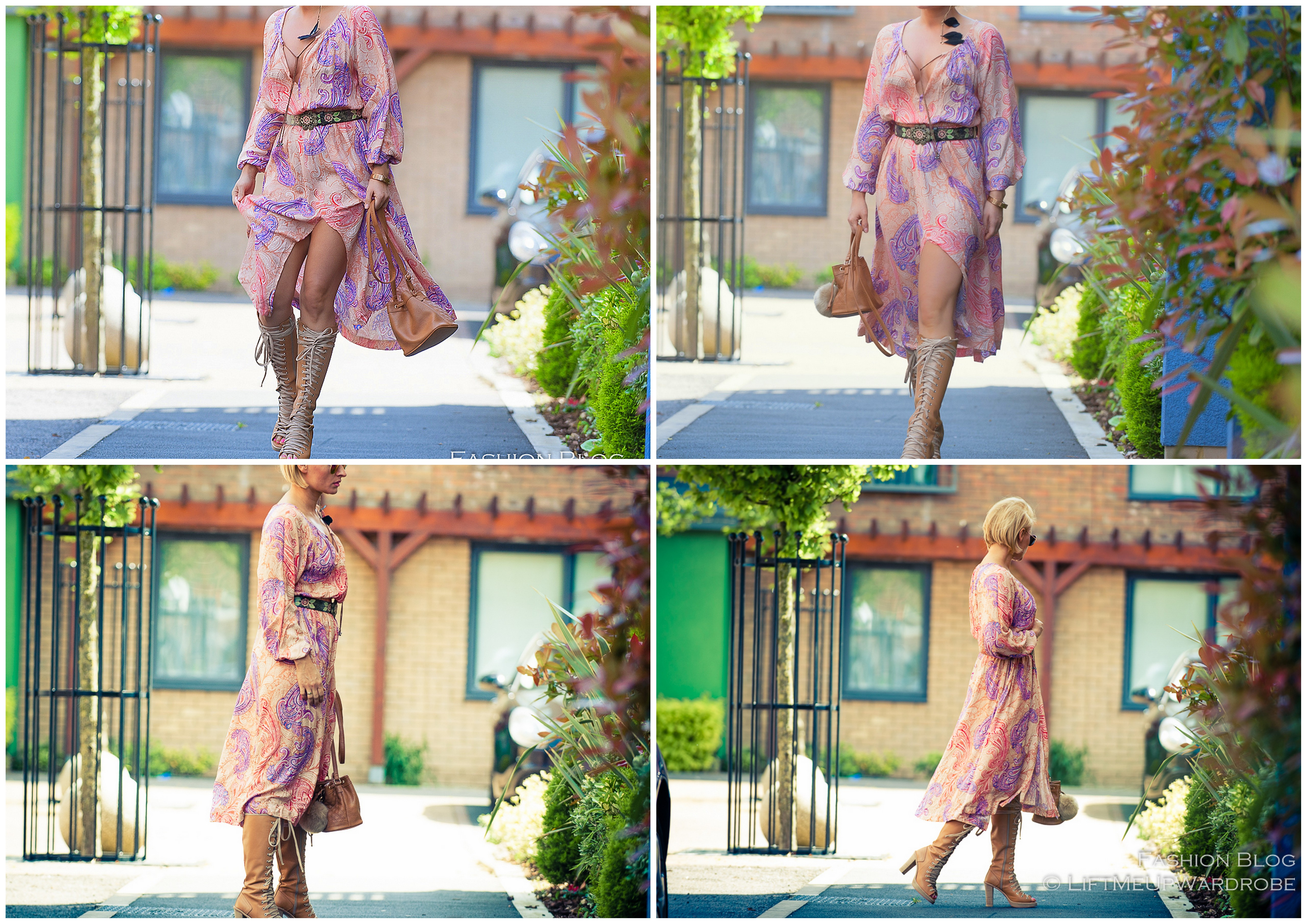 e4eb98003e Paisley beach kaftan dress HM summer collection LMUW AVS ! 201518 ! 201523 !