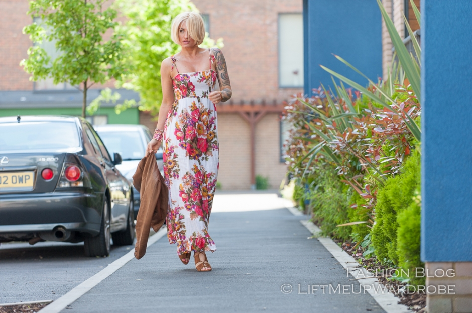 !Avs LMUW floral bohemian maxi dress hair discovery short BOB blond hair cut isabel marant gladiator lace up-0023